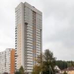 1 комнатная квартира в новом доме недалеко от метро Уручье 6