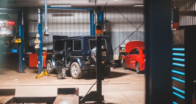 Алгоритм по ремонту гаража: 6 важных шагов