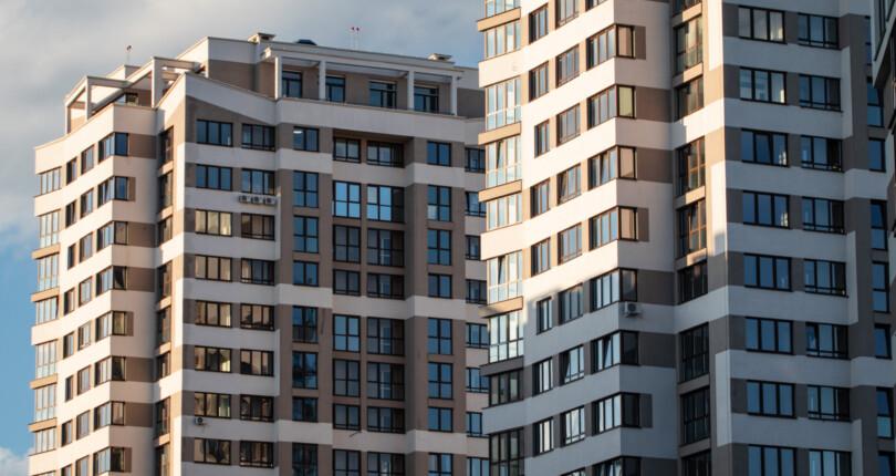 Новые жилые дома Минска 2021 года постройки